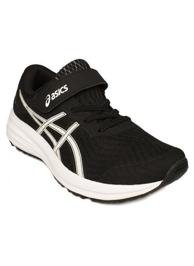 Asics Asics 1014A138-001 Siyah Erkek Çocuk Yürüyüş Ayakkabısı Siyah